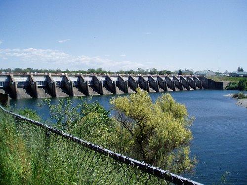 My cycling page my training route watt ave american for Nimbus dam fishing